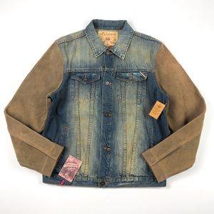Cult of Individuality Heritage Denim Mens Jacket